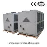 저잡음 공기에 의하여 냉각되는 나사 물 냉각장치