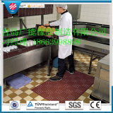 RubberMat van de Mat van de Drainage van de Mat van de levering de Antislip Rubber Rubber voor de RubberMat van de Weerstand van de Olie van de Keuken