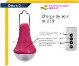 [بورتبل] مصغّرة مصباح شمسيّة 15 [وتّس] [12ف] [سلر بنل ليغتينغ] عدة عمليّة بيع