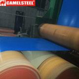 Camelsteel Ral 5012 PPGI en acier