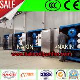 Épurateur de pétrole favorable à l'environnement économiseur d'énergie de transformateur, machine de purification de pétrole