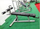 体操の適性装置のオリンピック平らなベンチ機械