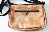 方法革製バッグの肩袋X0765