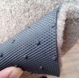 新しく粋で安いカスタムビロードはJinhoから車の床のマットを作った