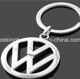 Metal promocional Keychains de la marca de fábrica del coche