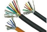 Kabel UL2725 UL met het Afvoerkanaal Sheild van de Vlecht