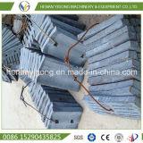 Trazador de líneas de acero del trazador de líneas del molino como recambios del molino de bola