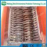Desfibradora sola/doble del tubo de la desfibradora/Plastic/HDPE del eje/del hueso de la basura inútil/municipal/Mini/PCB/Animal de la espuma/de la cocina