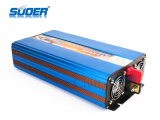 Suoer Solar Power Inverter 2000W Pure Sine Wave Power Inverter 12V a 220V Home Use Power Inverter com boa qualidade (FPC-2000A)