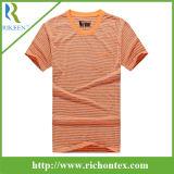 T-shirt d'impression de vente en gros de polyester du coton des hommes, T-shirt, chemise de pièce en t