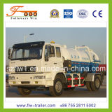 HOWO 4X2 Suction Sewage Truck