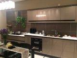 2015 Welbom White Lacquer Kitchen Cabinet Design