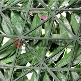 Сад цветет загородки ПЛЮЩА Boxwood уединения изгородь пластичной искусственная