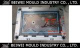 Molde plástico do frame médio da tevê do diodo emissor de luz LCD