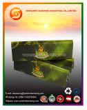 Papel de balanceo gigante del OEM 12.5GSM Brown con extremidades de filtro