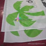 Bandiera esterna trasparente su ordinazione della maglia del vinile, bandiera contesto/della rete fissa