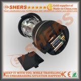 Navulbare Zonne LEIDEN Licht met 1W Flitslicht, Dynamo, USB (sh-1992A)