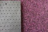 Горячий продавая двойной половой коврик катушки PVC цвета с затыловкой спайка
