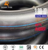 Ursprüngliches Butylkautschuk-Gefäß-Motorrad-inneres Gefäß für Motorrad 3.00-17