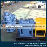 A mineração presta serviços de manutenção à bomba centrífuga da pasta do equipamento
