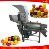 1500kg Extractor de jugo de frutas Apple Limón Jengibre Cebolla Orange Juicer
