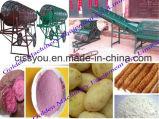 Manioka-Tapioka-Stärke-Produktions-aufbereitende Zeile Kartoffelstärke, die Maschine herstellt
