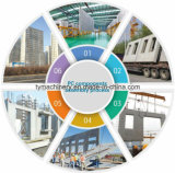 Prefabriceren de Tianyi Geïndustrialiseerdes Componenten van PC van de Bouw Concrete Plak Makend Machine