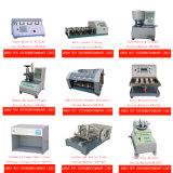 Machine de test de douceur/matériel en cuir (GW-056)