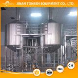 fermentadoras del acero inoxidable 10bbl/equipo de la fabricación de la cerveza/sistema cónicos de la cervecería