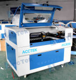 아크릴을%s Cheap 소형 CO2 Laser Machine, Wood, PVC Cutting와 Engraving Akj6090