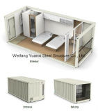 20ft Container House Combined Into Accommodation Camp