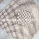 Mattonelle di marmo della pietra della parete del mosaico