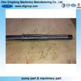 いろいろな種類鋼鉄耐久力のある機械化の部分シャフト