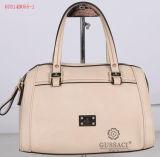2015 neue Entwerfer Simplye Damen PU-lederne Form-Handtasche (GUS14B055-1)