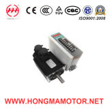 Motor servo servo 220V/Ce de Motors/AC y certificados de la UL con 0.6kw/1.9n. M