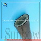 Thermo Brand Gevlechte Koker 50.0mm de Glasvezel Sleeving van de Bescherming van de Brand