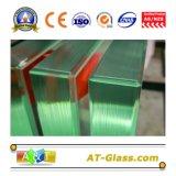 стекло 3-19mm ясное Tempered/Toughened стекло при сертификат Ce используемый для здания, мебели, etc