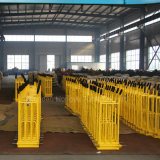 Drywall van het Staal van de Capaciteit 300kgs Kar de van uitstekende kwaliteit