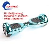 """trotinette"" elétrico do Unicycle que torce a fábrica elétrica de Hoverboard"