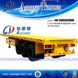 China2 Axle 40ft Container Transport Semi Trailer