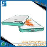 Samsung S8를 위한 도매 새로운 내진성 TPU PC 잡종 전화 상자 수정같은 뒤표지