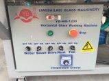 Lavado de vidrio máquina de secado