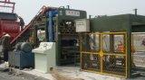 Pequeña máquina del ladrillo de la fábrica del ladrillo Qt10-15