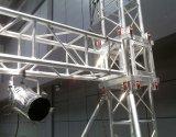 Torre de iluminación y braguero de la azotea del braguero del círculo del braguero de la etapa al aire libre