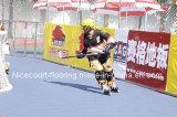 Suelo en línea de la corte del hockey del torneo europeo, suelo del hockey (oro/plata/bronce del hockey)