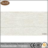 Vloer en de Muur van het Porselein van de Kleur van de steen dun betegelen de Glanzende Opgepoetste Verglaasde