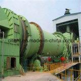 Horno rotatorio para la producción activada del carbón