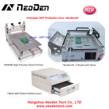 Neoden3V+Pm3040+T962Aの低価格のPCBアセンブリのための小さいバッチプロトタイプSMT一突きおよび場所の生産ライン