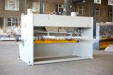 Corte hidráulico de alumínio do CNC da máquina de estaca do CNC (QC12Y-6*5000)