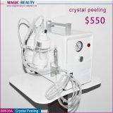 B8635A 2 em 1 máquina de cristal de Microdermabrasion da casca do diamante para a venda